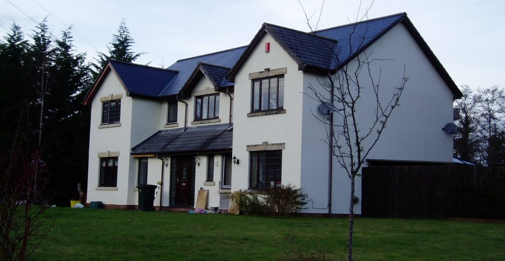 Two Storey Side Extension